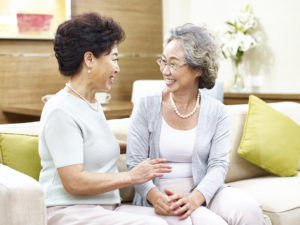 dentistry for aged parents