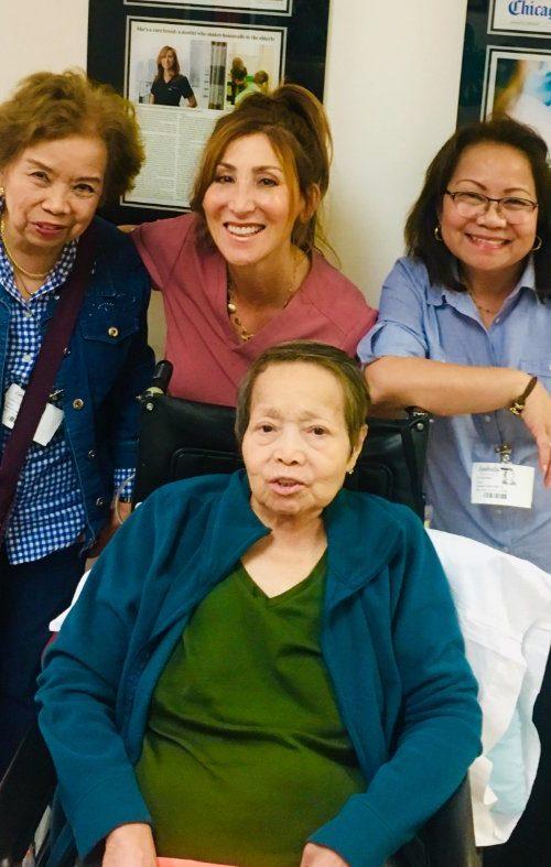 geriatric dentistry assisted living centers long island manhattan